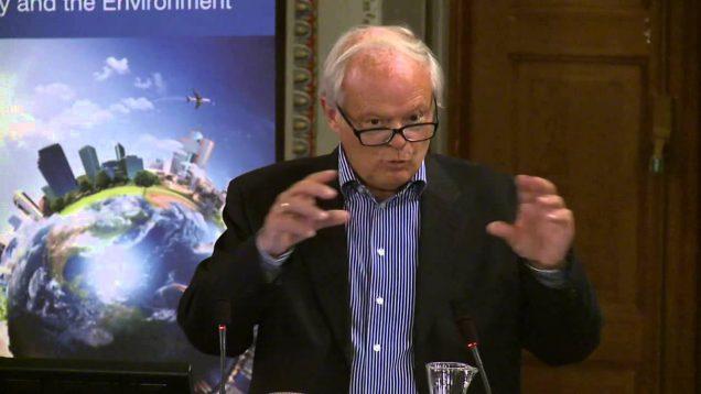 Advokat Pål W Lorentzen om potensielt klimasøksmål mot staten