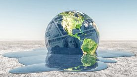 Greed and Capitalism Have Wrecked The Planet