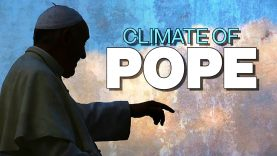 Pope Francis' New Climate Change Stance Will Enrage The Right