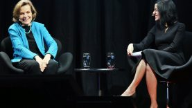Sylvia Earle & Simran Sethi: How to Save the Planet, All About Women 2015