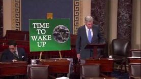 Time to Wake Up to Sea Level Rise: Sen. Sheldon Whitehouse (December 2016)