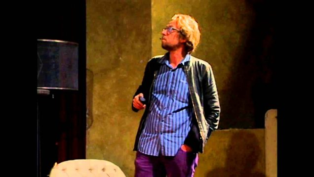 Planetary Initiation‏: Daniel Pinchbeck at TEDxSanMigueldeAllende