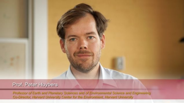 Harvard Speaks on Climate Change: Peter Huybers