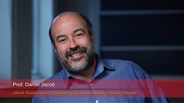 Harvard Speaks on Climate Change: Daniel Jacob