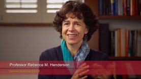 Harvard Speaks on Climate Change: Rebecca Henderson