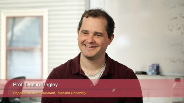 "Harvard Speaks on Climate Change. Dustin Tingley: ""Public Opinion About Climate Change"""