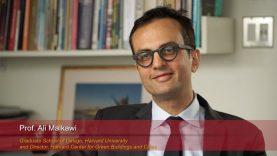 Harvard Speaks on Climate Change: Ali Malkawi