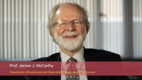 Harvard Speaks on Climate Change: James McCarthy