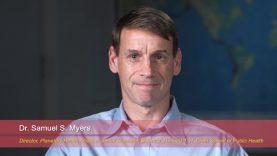 "Harvard Speaks on Climate Change. Sam Myers:""How Rising CO2 Threatens Human Nutrition"""