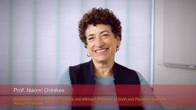 Harvard Speaks on Climate Change: Naomi Oreskes