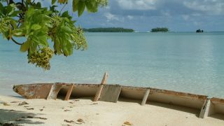 High Tide in Tuvalu
