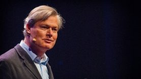 Change the Rules of the Game: Gunter Pauli at TEDxMaastricht