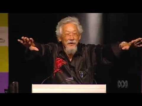 David Suzuki: An elder's vision for our sustainable future