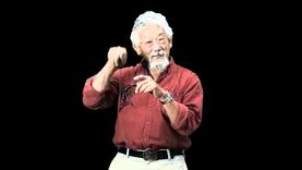 David Suzuki speaks about overpopulation