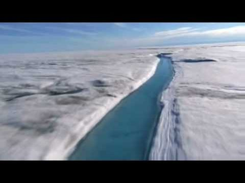 Must see video of Greenland melting (2009.02.20)