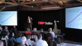 Soil carbon — Putting carbon back where it belongs — In the Earth | Tony Lovell | TEDxDubbo