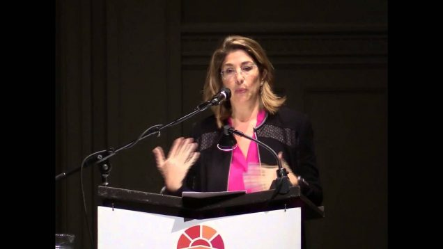 TalkingStickTV – Naomi Klein – This Changes Everything: Capitalism vs. The Climate