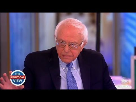 Bernie Sanders On The View (November 2016)
