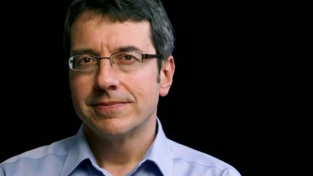 George Monbiot on why 'Climate Change Goes Deeper Than Capitalism'