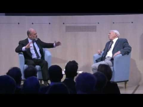 Sir David Attenborough & Tim Flannery: Is There Still Hope on Climate? (December 2015)