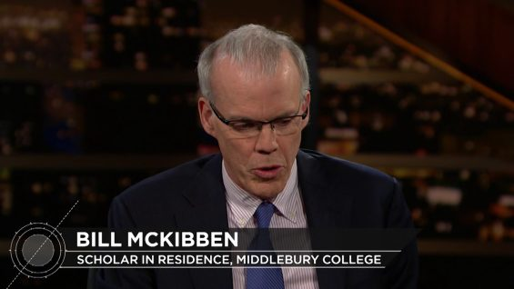 Bill McKibben: Fighting Back on Climate Change | Real Time with Bill Maher (HBO)
