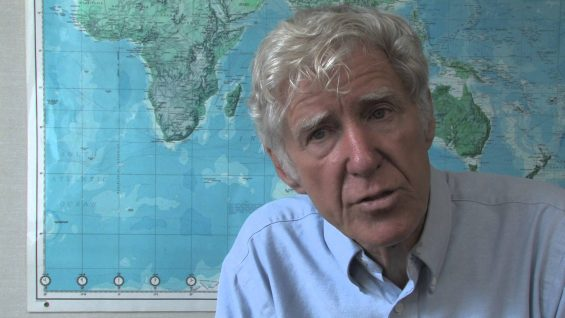 Climate Change Solution – Interview Lester Brown