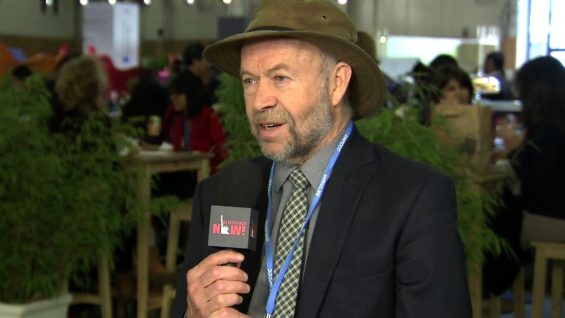 Climate Scientist James Hansen Warns World is on Wrong Track to Prevent Runaway Global Warming