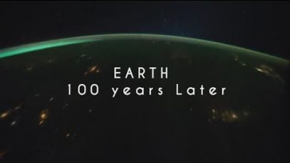 EARTH – 100 years later (Documentary)