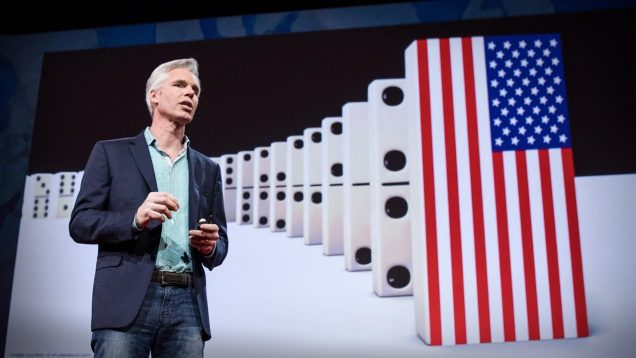 A climate solution where all sides can win | Ted Halstead