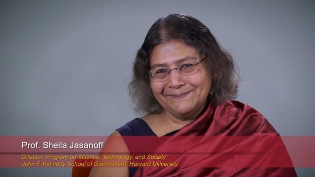 Harvard Speaks on Climate Change: Sheila Jasanoff