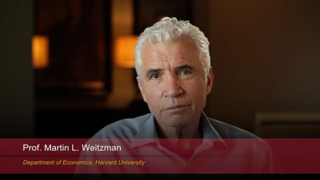 "Harvard Speaks on Climate Change: Martin Weitzman: ""Fat Tails and Uncertainty in Climate Change Impacts"""