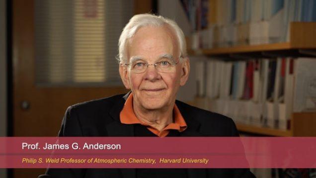 Harvard Speaks on Climate Change: James Anderson