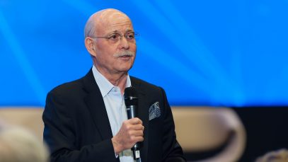 Jeremy Rifkin – A history of the future – the world in 2025 – 31 January 2017