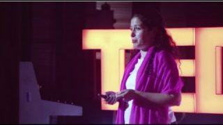 Can Art change the World? | Zena El Khalil | TEDxHyderabad