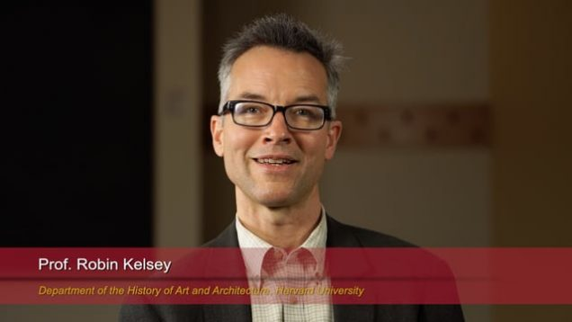 Harvard Speaks on Climate Change: Robin Kelsey