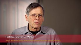 Harvard Speaks on Climate Change: Steve Wofsy