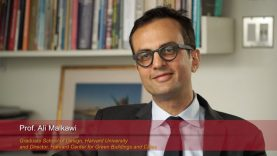 Harvard Speaks on Climate Change: Ali Malkawi