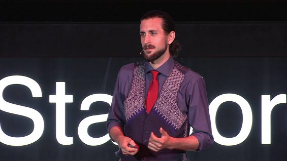 Secrets from the happiest place: Ben Henretig at TEDxStanford