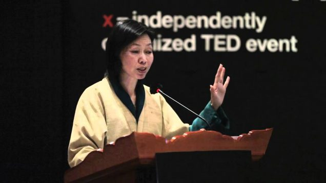 What Matters in Bhutan: Siok Sian Pek-Dorji at TEDxThimphu