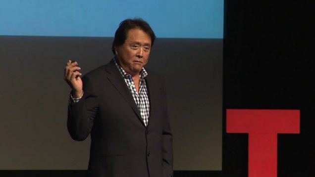 Why the Rich are Getting Richer | Robert Kiyosaki | TEDxUCSD