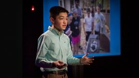 A young inventor's plan to recycle Styrofoam | Ashton Cofer