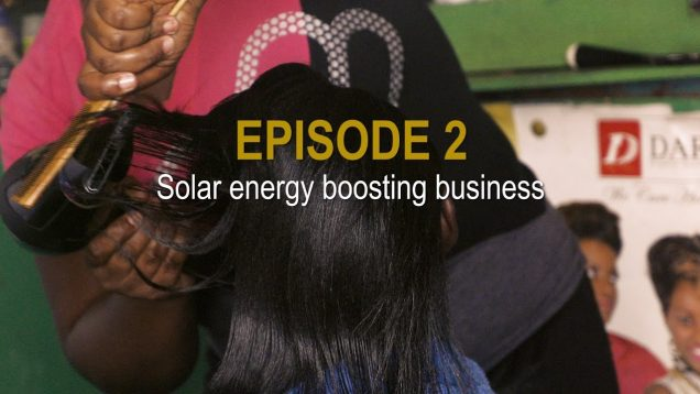 Sunshine Stories. Episode 2 Solar boosting business