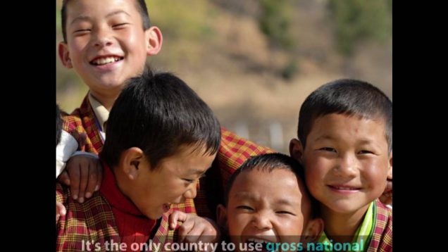 Bhutan: The world's first carbon negative country