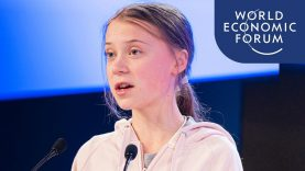 Greta Thunberg on Averting a Climate Apocalypse | DAVOS 2020