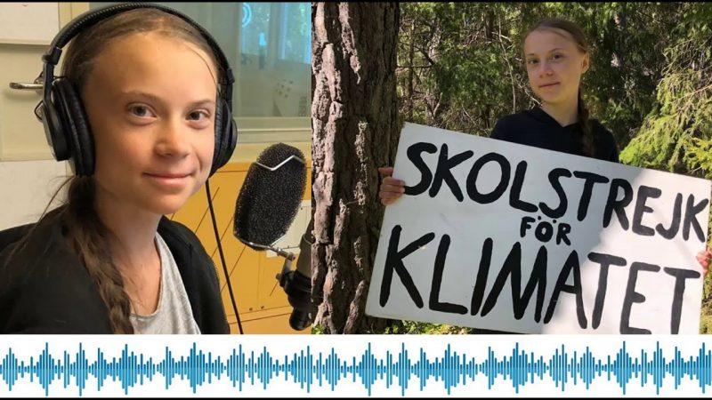 Greta Thunberg Summer Talk 2020